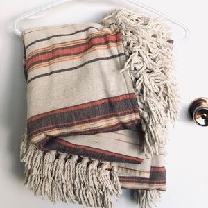 Other - Boho bohemian queen size blanket